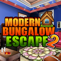Modern Bungalow Escape 2